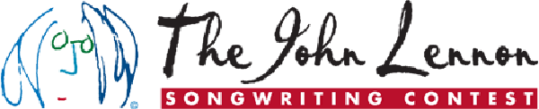 The John Lennon Songwriting Competition Logo